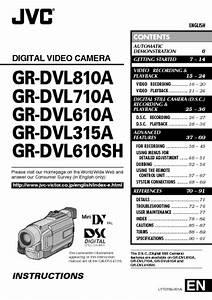 Gr-dvl810a Manuals