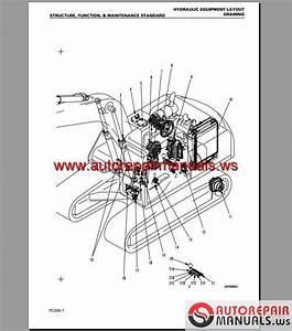 Keygen Autorepairmanuals Ws  Shop Manual Komatsu Pc200