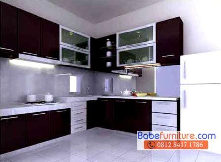 babe furniture jasa pembuatan kitchen set pondok labu