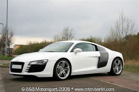Audi R8 Modification by Mtmberlin 2008 Audi R8 Specs Photos Modification Info At