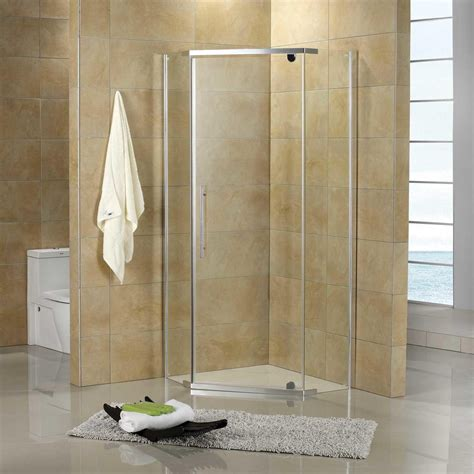 shower base for tile 36 quot x 36 quot neo angle corner shower enclosure bathroom