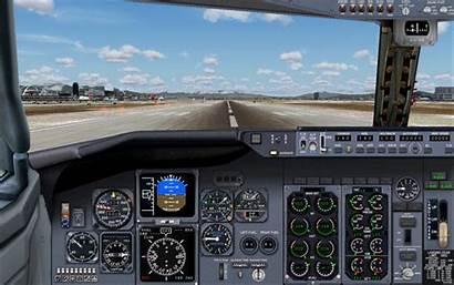 Boeing Widescreen Fs2004 Panels Panel 737 Jets