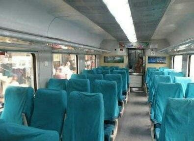 difference  chair car