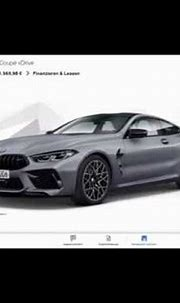 BMW M8 Competition coupe | Car Configurator - YouTube
