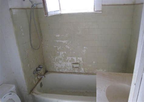 bathroom ceramic tile paint spr tile grout refinishing restoration 15716