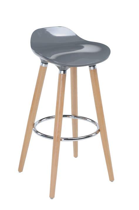 tabouret haut en bois best tabouret haut de cuisine alina meuble et dco nos 7 prfres