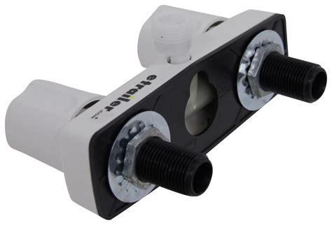 replacing outdoor faucet valve replacement 4 quot shower valve w vacuum breaker for