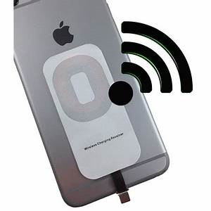 Qi Adapter Iphone 7 : iphone wireless charger receiver nakedcellphone qi ~ Jslefanu.com Haus und Dekorationen