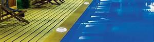 Eclairage Basse Tension : eclairage led abords de piscine lumihome ~ Edinachiropracticcenter.com Idées de Décoration