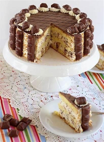 Torte Bueno Kinder Torten Rezepte Kuchen Recipes