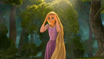 Disney Gifs Excited Animated Rapunzel Characters Giphy