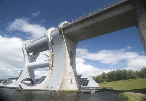 Boat Lift Scotland by Free Stock Photo 12803 Detail Of The Falkirk Wheel