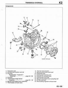 1997 Mazda 626lx 2 0l 4 Cyl