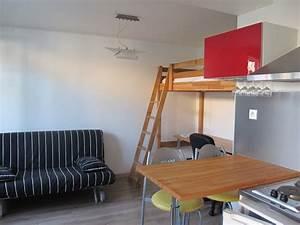 Meuble De Maison : montpellier quartier des facs loue studio meubl dans maison avec jardin location studio ~ Teatrodelosmanantiales.com Idées de Décoration