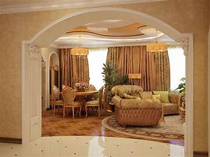 outstanding best arch designs living room 75 for your With arch design for living room