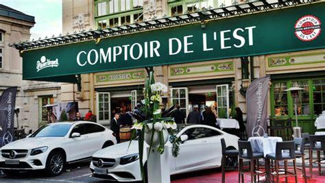 Comptoir De L Est by Inauguration Du Comptoir De L Est