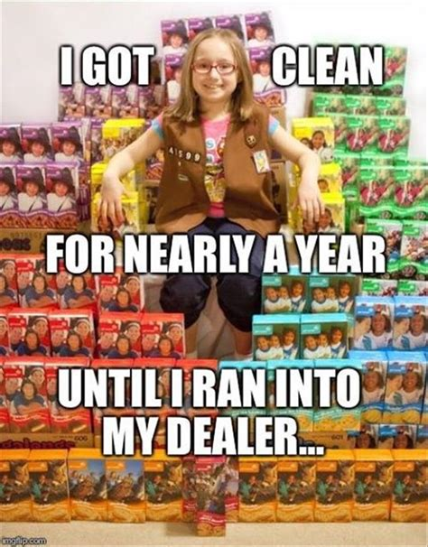 Girl Scout Cookie Memes - funny pictures of the day 37 pics