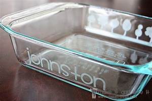 15 diy wedding gifts for Etched glass wedding gifts