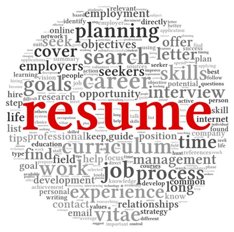 Resume Workshop by Resume Writing Workshop District Of Columbia Library