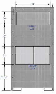 Wall Mount Hvac 7 5 - 10 Ton Units