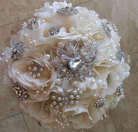 diy wedding bouquet silk flowers wedding and bridal inspiration