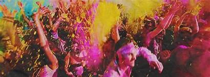 Holi India Festival Bollywood Animated Manali Happy