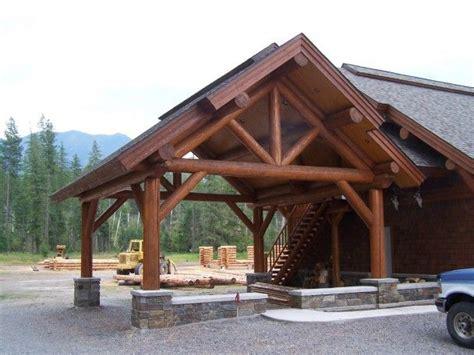 timber frame carports timber frame shell carport house car