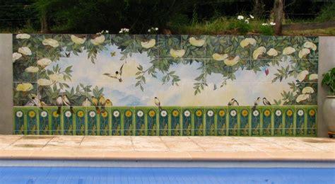 fresque sur mur exterieur maison design goflah