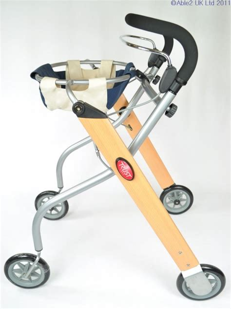 rollator indoor go lets walking silver mobility aids beech walkers rollators aid able2 able narrow millercare carpet frames spaces disability
