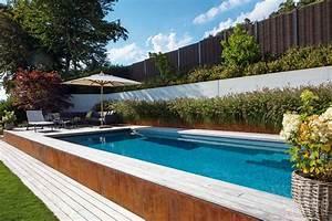 Schwimmbad Zu Hause De : hillside pool schwimmbad zu ~ Markanthonyermac.com Haus und Dekorationen