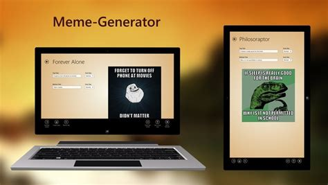Video Meme Generator App - meme generator app for windows 8 10 gets share button new languages