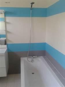 Repeindre Une Baignoire : superbe repeindre une baignoire acrylique 11 satinelle ~ Premium-room.com Idées de Décoration