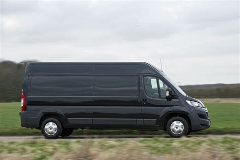 economical large vans parkers