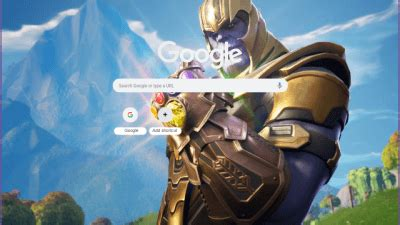 fortnite chrome themes themebeta
