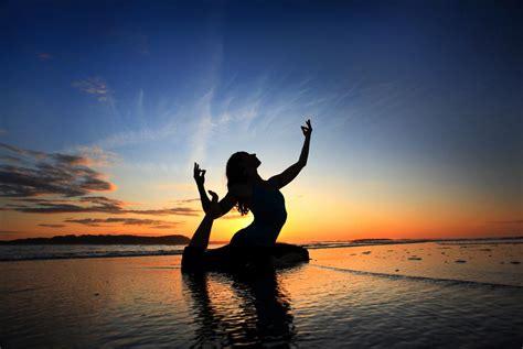 sunset yoga   beach miami today