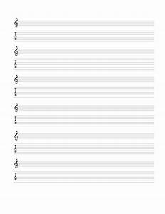 Seven String Guitar Tab And Notation Paper