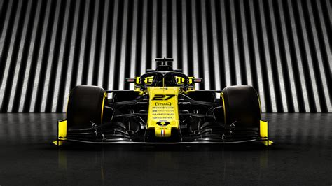 Renault Sport F1 by F1 Renault Sport F1 Pulls Cover On Their R S 19