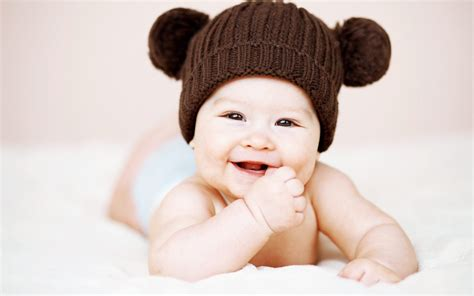 Cute Babies With Smile Wallpaper Full Hd With Hd Wallpaper