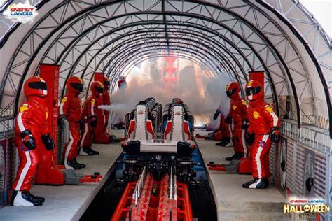 Rollercoaster F1 Formuła 100km/h - Energylandia ZATOR - FullHD - YouTube