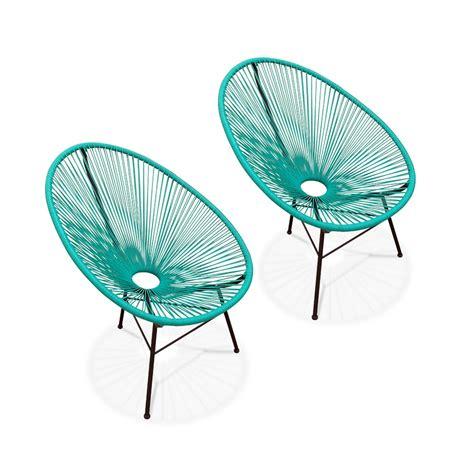 le fauteuil acapulco inspire le fauteuil huevo chiara