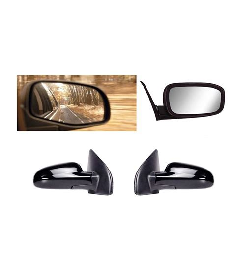 Car Point Rear Side View Mirror Car Assembly Santro Type-1