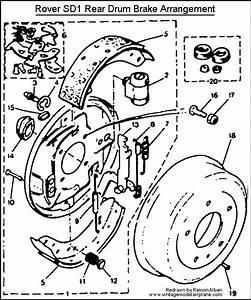Rover Sd1 Braking System
