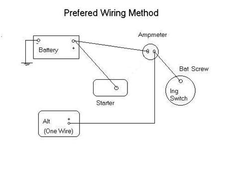 3 wire alternator wiring diagram search tractor wiring pinterest wire chang e 3