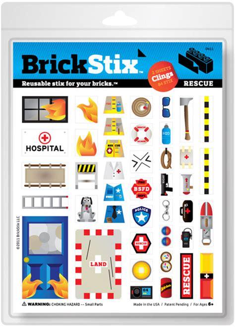 Brickstix Lego Decals