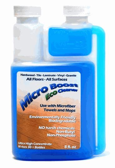 micro boost  surfaces  floor cleaner super