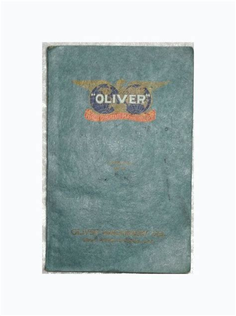 oliver woodworking machinery catalog    factory