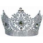 Crown Diamond Clipart Transparent Silver Deviantart Bling