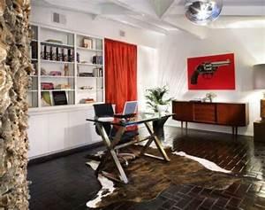 Idée Déco Bureau Maison : 25 id es d co d un bureau maison nos astuces pour le ~ Zukunftsfamilie.com Idées de Décoration