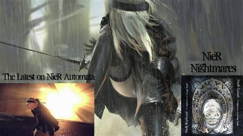 nier replicant review lucifers library youtube