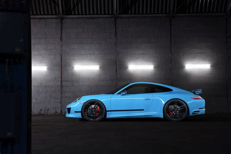 Techarts New Tuning Package For 911 Carrera And 911 Turbo